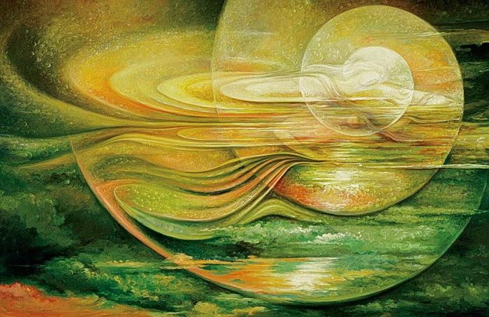 Медитация, космическое единство, и мистицизм