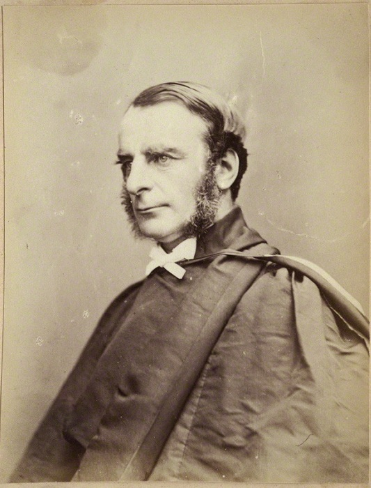 Чарльз Кингсли - английский писатель и проповедник. | Фото: images.npg.org.uk.