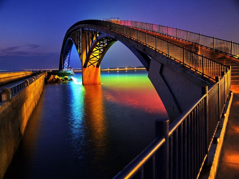 10 самых необычных мостов в мире