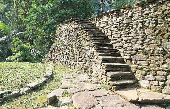 Сьюдад-Пердида: «затерянный город» в Колумбии, который старше легендарного Мачу-Пикчу на полвека