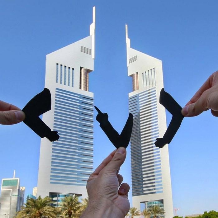 Стильный городской отель Jumeirah в Дубае