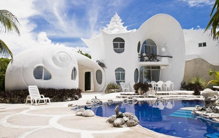 Самые сказочные дома в мире