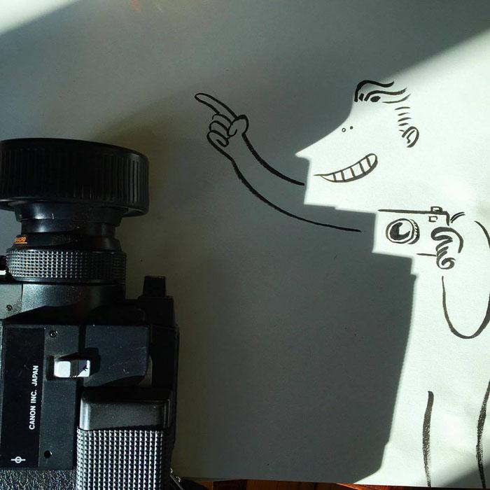 Камера папарацци. Автор: Vincent Bal.