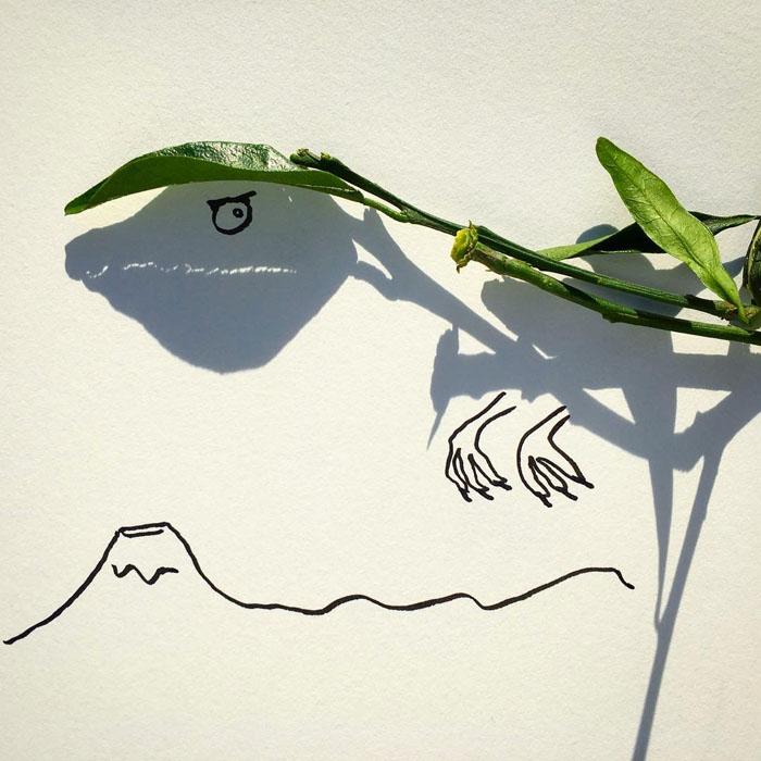 Листоназавр. Автор: Vincent Bal.