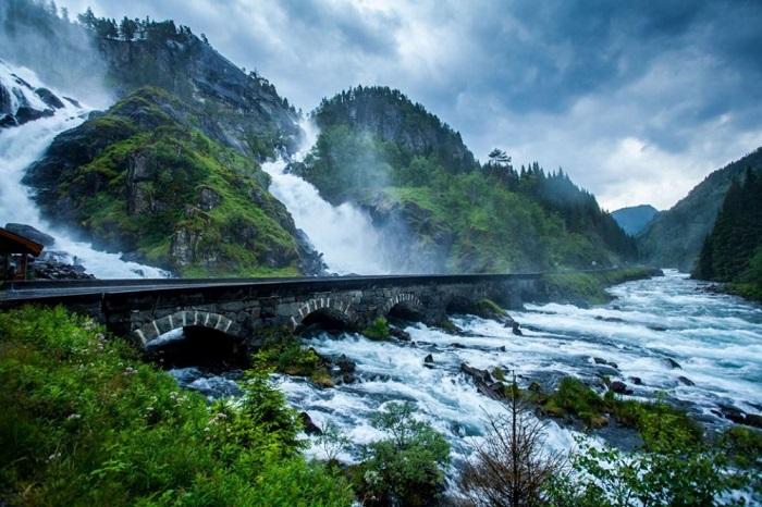 30 красивейших мостов со всего мира, по которым нужно пройти хотя бы раз в жизни