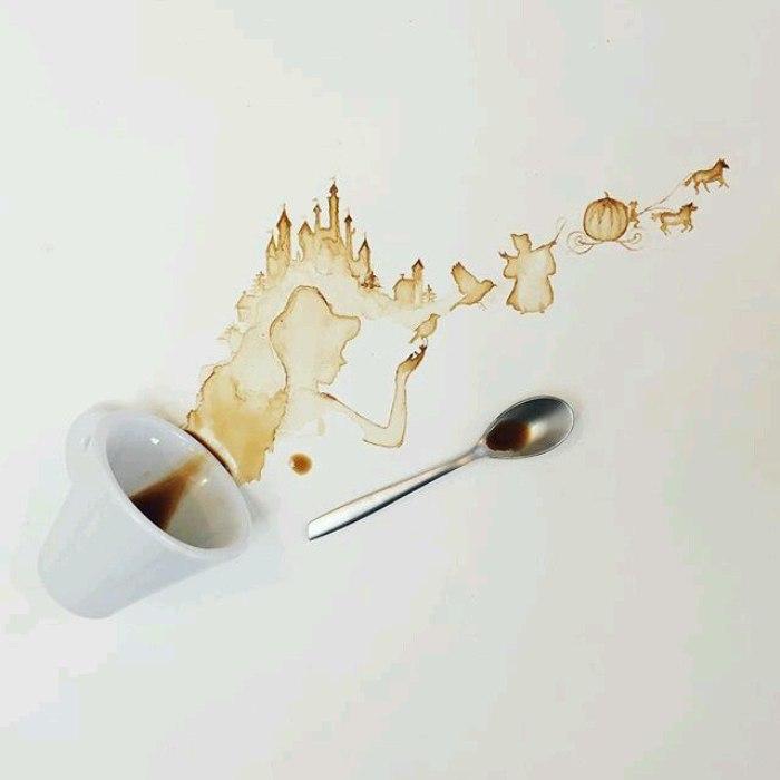 Золушка. Автор Giulia Bernardelli.
