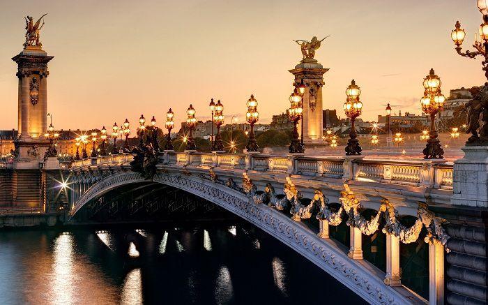 Прогулки по Парижу: известные и не очень туристические места, которые стоит увидеть. Часть первая