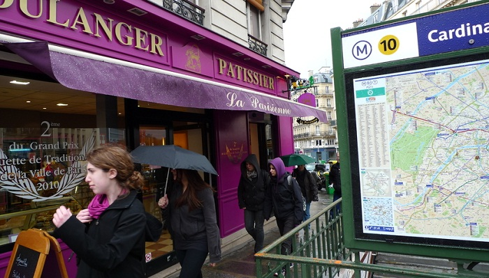 Булочная La Parisienne