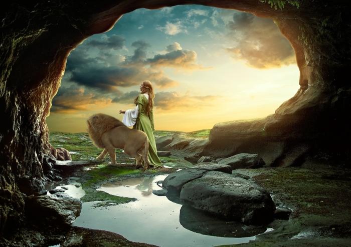 Красочные фотоманипуляции, приправленные нотками сюрреализма