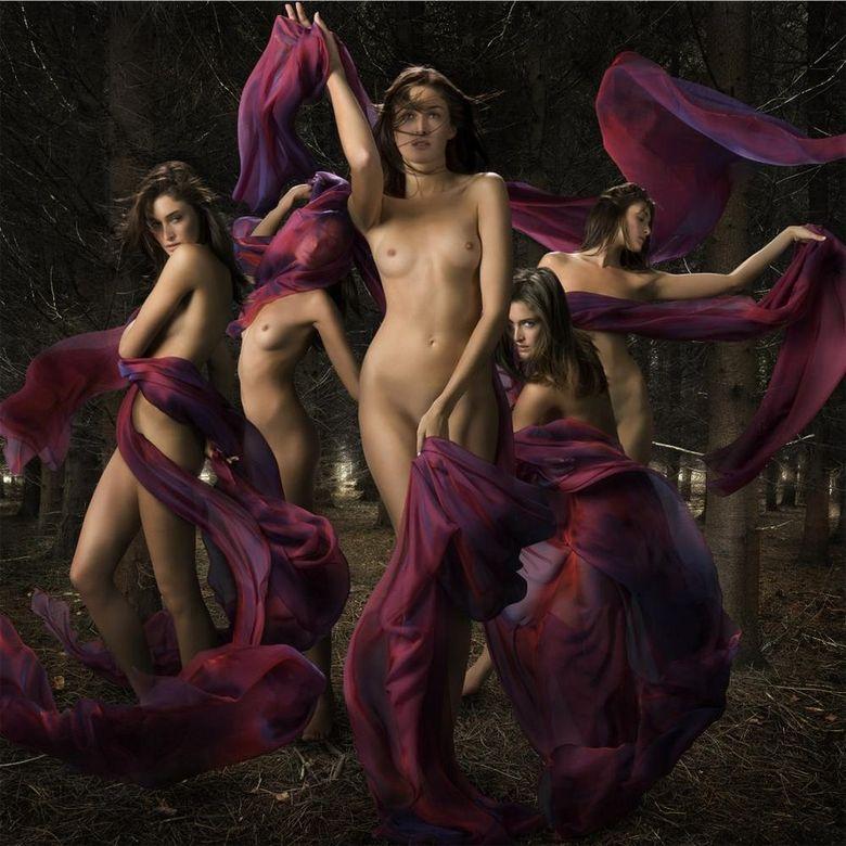 волшебный мир фотохудожника Ronaldа Schmetsа 15