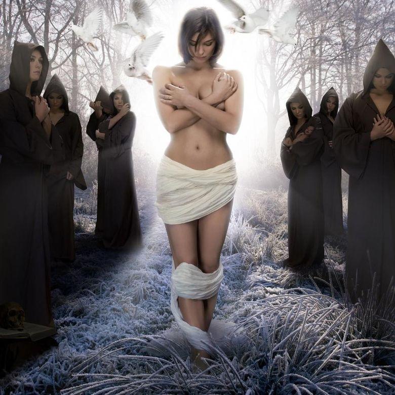 волшебный мир фотохудожника Ronaldа Schmetsа 20