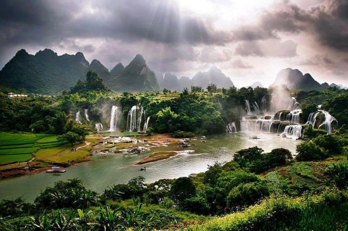 Китайская фантастика: пейзажи гор, где снимались знаменитые «Звездные войны» и «Аватар»