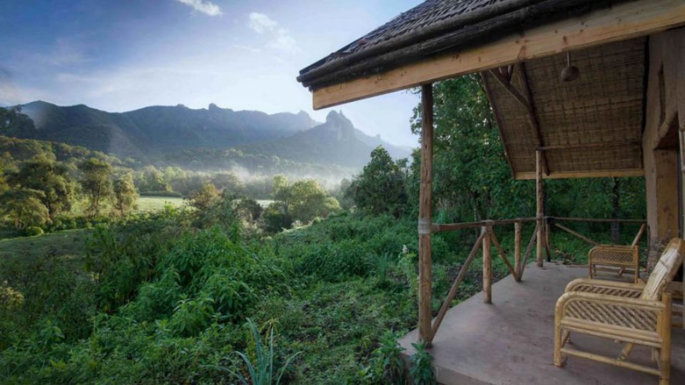 Bale Mountain Lodge, Эфиопия