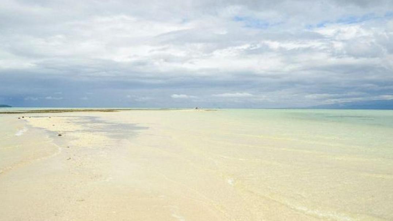 Песчаная коса Манджуйод, Филиппины