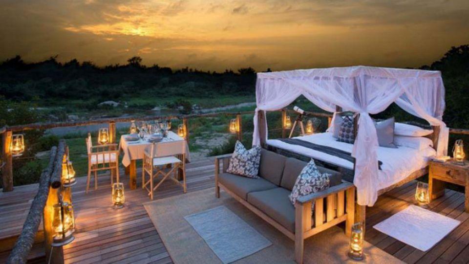 The Tinyeleti Treehouse, ЮАР