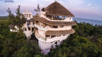 Watamu Treehouse Кения