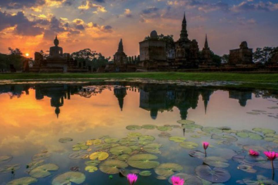 Потрясающие пейзажи тайского фотографа