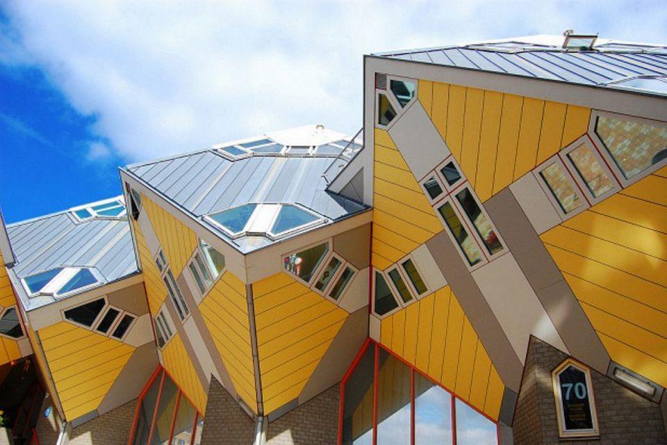 10 самых необычных зданий и строений мира