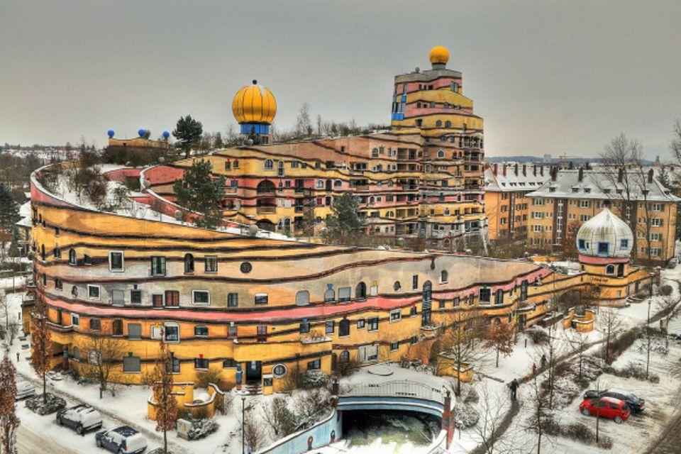 Лесная спираль (Дармштадт, Германия)