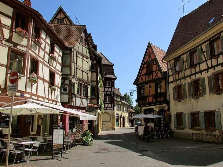 Старый город, Кольмар, Франция