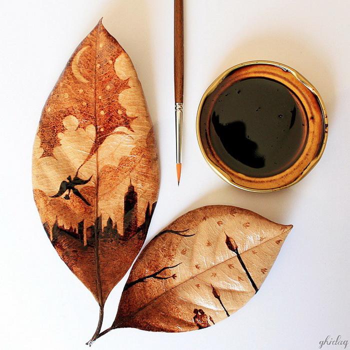Осень золотая. Автор: Hasan Kale.
