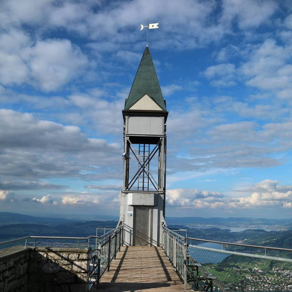 Лифт Хамметшванд, кантон Люцерн, Швейцария
