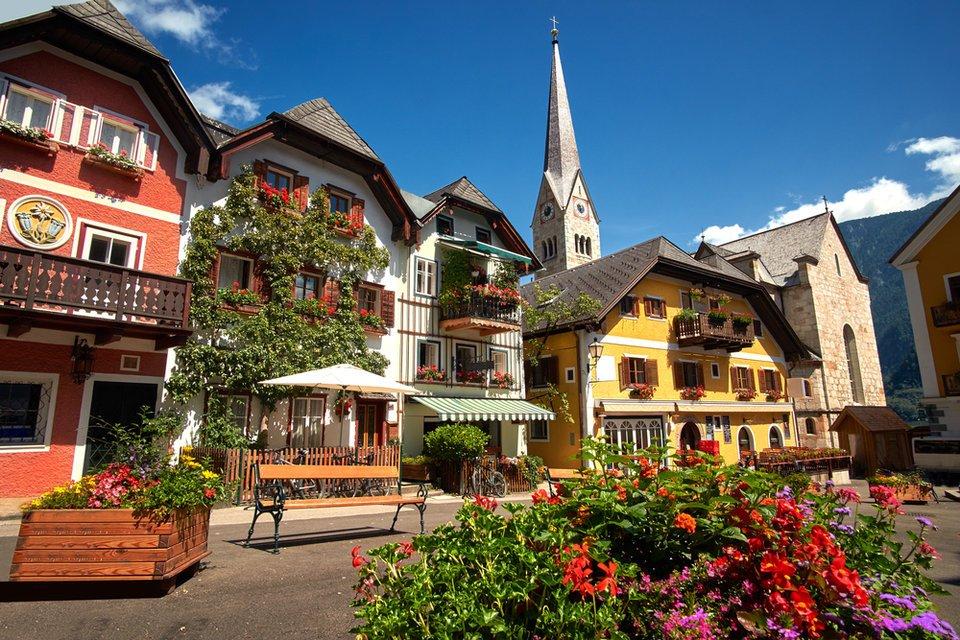 Австрия, Гальштат