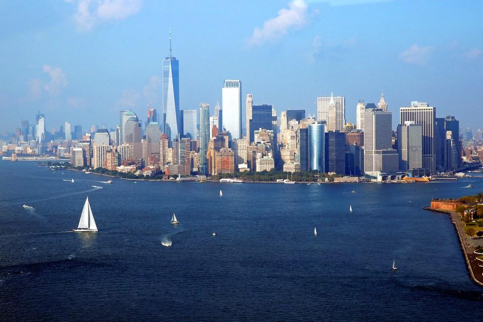 Нью-Йорк, Манхеттен