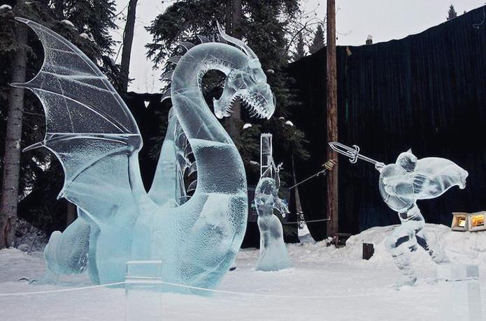 Ледяное волшебство