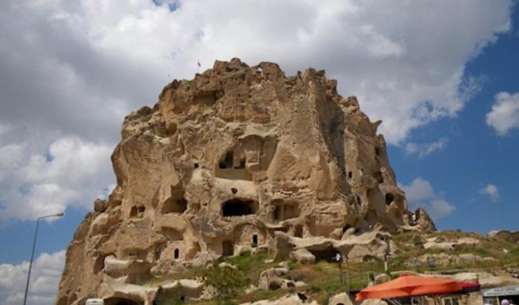 Дома в Каппадокии Турция