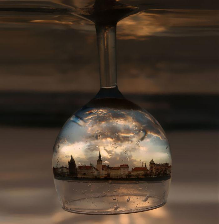 Прага в бокале
