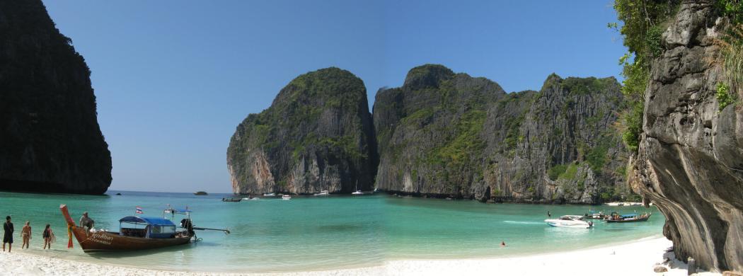 Бухта Ло Сама, Таиланд