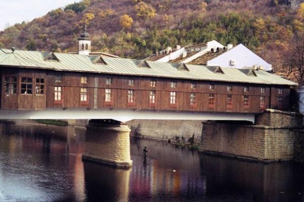 Крытый мост, Болгария