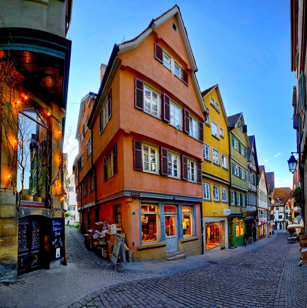 Тюбинген, Германия