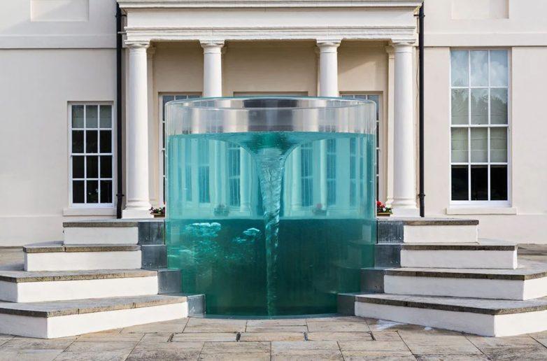 Фонтан-водоворот «Харибда», Сандерленд, Великобритания