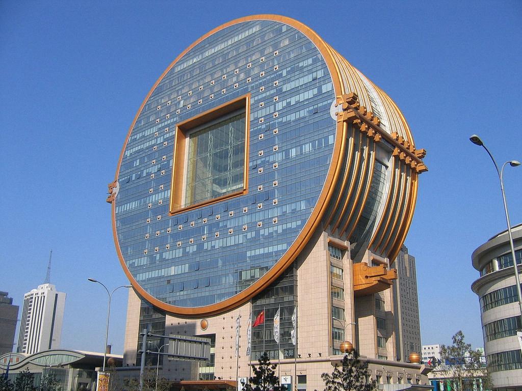Fang Yuan (квадратных круг), в городе Шэньян