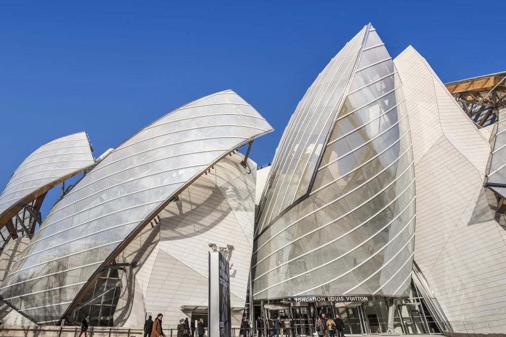 Фонд Луи Виттона, Париж