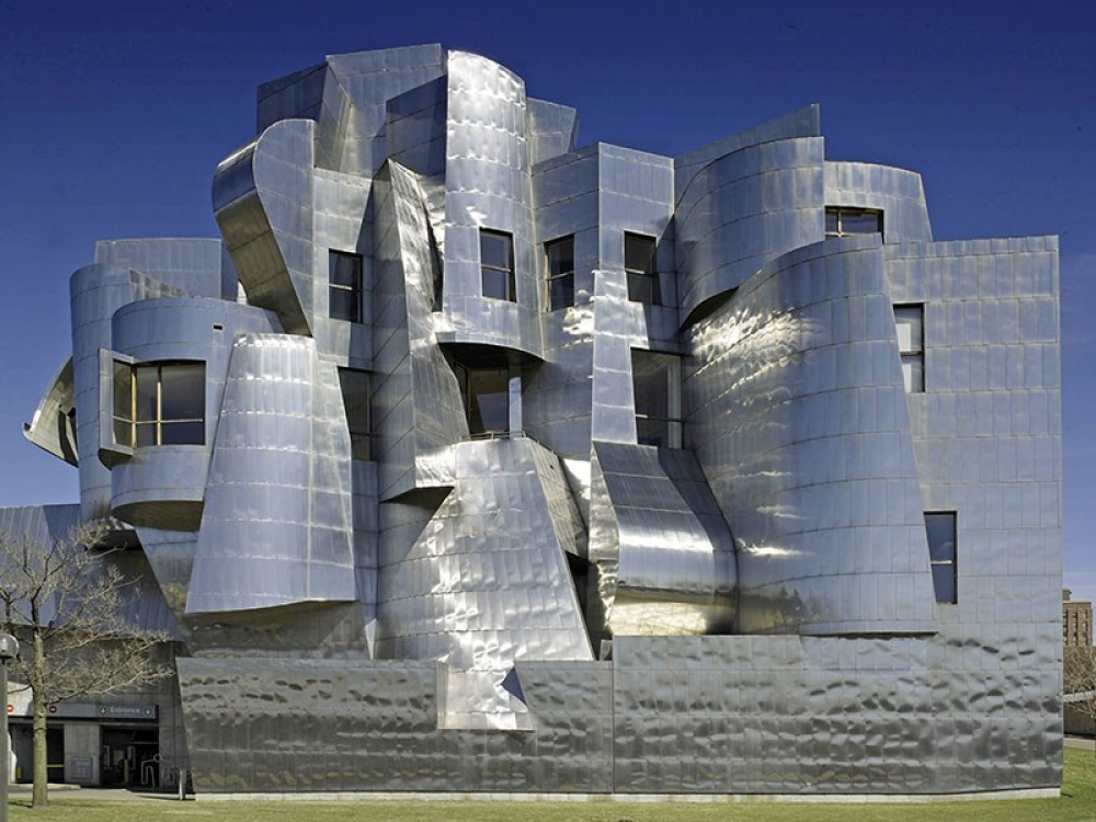 Музей искусств Вейсмана, Миннеаполис