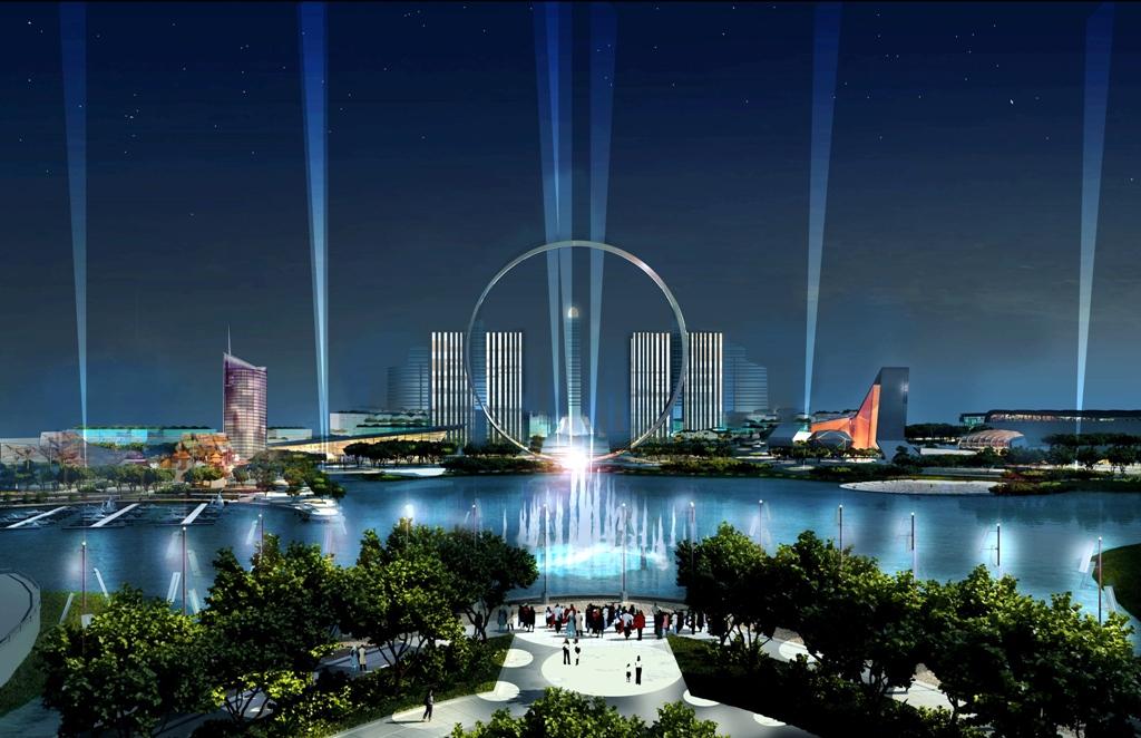 здание «Круг жизни» - Fushun Shen Fu New Town «Circle of Life»