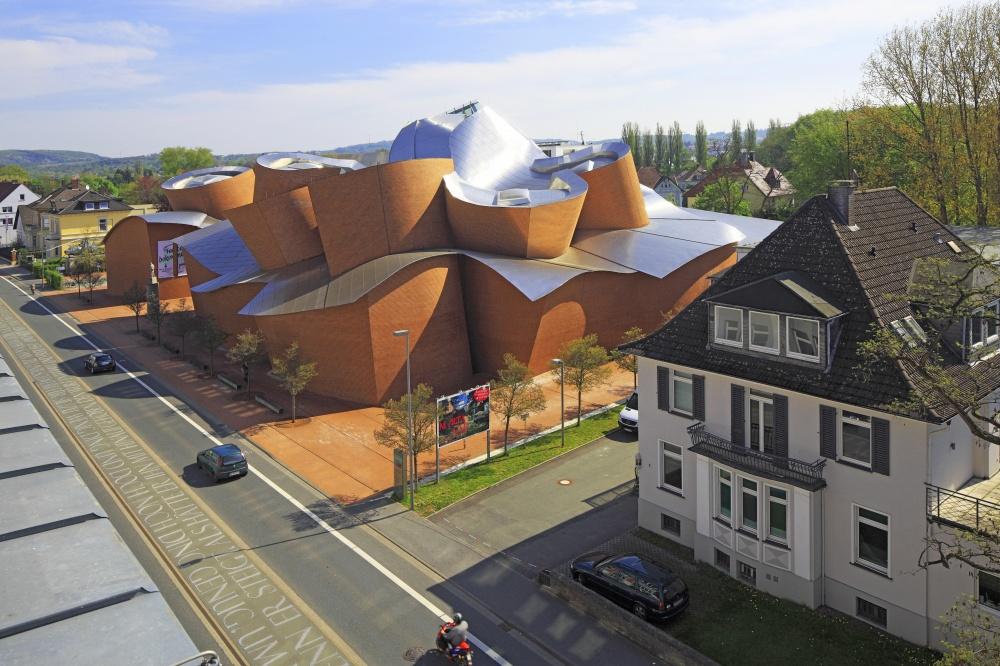 Музей Марты Херфорд, Херфорд, Германия
