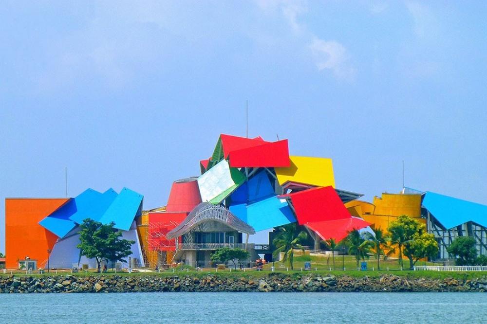 Биомузей, Панама