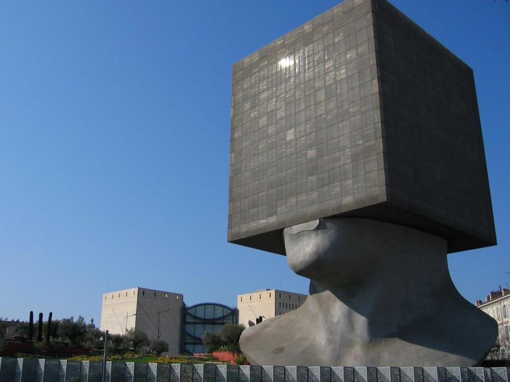 Библиотека Луи Нюсера, Ницца