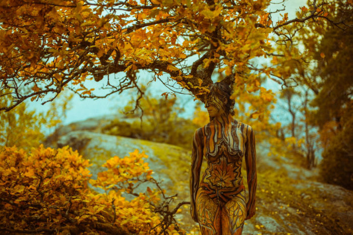 Осень. Автор: Vilija Vitkute.