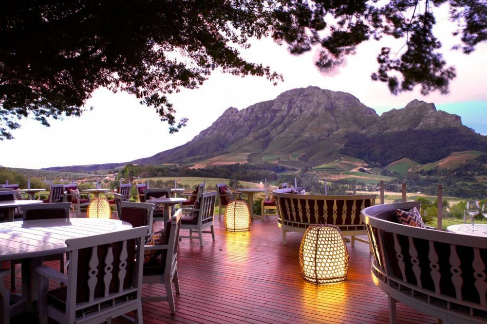 Delaire Graff Restaurant, Стелленбос, ЮАР