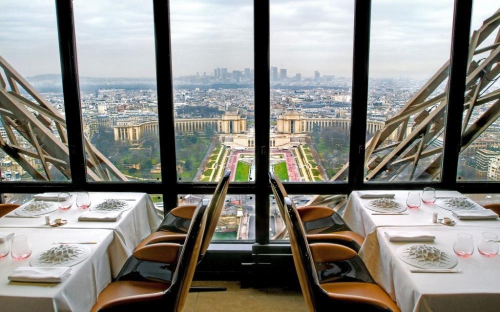 Le Jules Verne, Париж, Франция