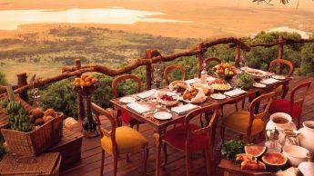 Ngorongoro Crater Lodge, Нгоронгоро, Танзания