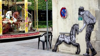 Я люблю свою лошадку... Автор: Charles Leval.