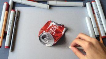 Гиперреалистичные рисунки индийского художника1214