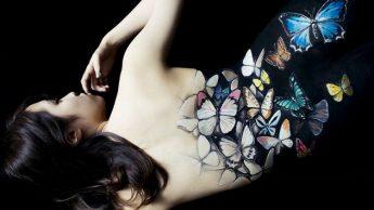 невероятный анатомический бодиарт от Хикару Чо_08