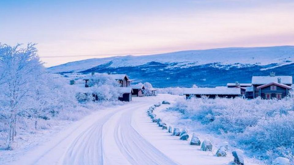 Прелесть зимы 04